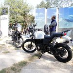 Royal Enfield Himalayan rear quarter unveiled