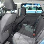 Skoda Fabia Combi ScoutLine seats at the 2016 Geneva Motor Show Live