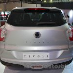 SsangYong Tivoli rear at Auto Expo 2016