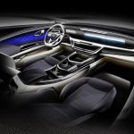 Ssangyong SIV-2 concept interior teased