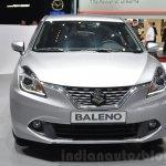 Suzuki Baleno 1.0 Boosterjet front at 2016 Geneva Motor Show
