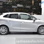 Suzuki Baleno 1.0 Boosterjet side at 2016 Geneva Motor Show