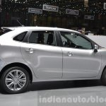 Suzuki Baleno 1.0 Boosterjet side profile at 2016 Geneva Motor Show