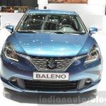 Suzuki Baleno 1.2 SHVS at 2016 Geneva Motor Show