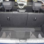 Suzuki Baleno 1.2 SHVS boot space at 2016 Geneva Motor Show