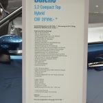 Suzuki Baleno 1.2 SHVS spec sheet at 2016 Geneva Motor Show