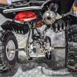 Suzuki Ozark 250 differential Auto Expo 2016