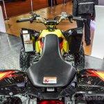 Suzuki Ozark 250 seat Auto Expo 2016