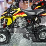 Suzuki Ozark 250 side Auto Expo 2016
