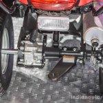 Suzuki QuadSport Z400 rear axle at Auto Expo 2016