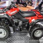 Suzuki QuadSport Z400 side at Auto Expo 2016