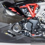 TVS Akula 310 RACESPEC chassis at Auto Expo 2016