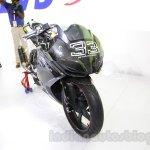 TVS Akula 310 Racing Concept alloy wheels at Auto Expo 2016