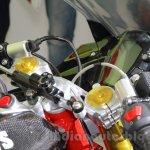 TVS Akula 310 Racing Concept clip-on handlebars at Auto Expo 2016