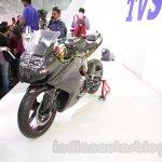 TVS Akula 310 Racing Concept fairing at Auto Expo 2016