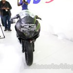 TVS Akula 310 Racing Concept front at Auto Expo 2016