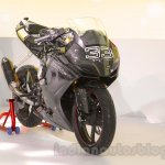 TVS Akula 310 Racing Concept front quarter at Auto Expo 2016