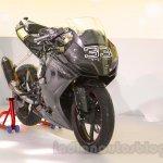 TVS Akula 310 Racing Concept front quarter at Auto Expo 2016