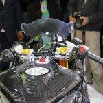 TVS Akula 310 Racing Concept handlebar at Auto Expo 2016
