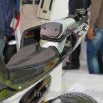 TVS Akula 310 Racing Concept race-spec seats at Auto Expo 2016