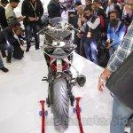 TVS Akula 310 Racing Concept rear at Auto Expo 2016