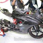 TVS Akula 310 Racing Concept side at Auto Expo 2016