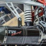 TVS Akula 310 monoshock at Auto Expo 2016