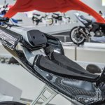 TVS Akula 310 racing seats at Auto Expo 2016
