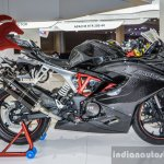 TVS Akula 310 right side at Auto Expo 2016