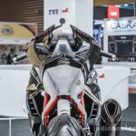 TVS Akula 310 tail design at Auto Expo 2016