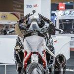 TVS Akula 310 tail design at Auto Expo 2016