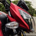 TVS Apache RTR 200 4V headlamp review
