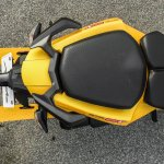 TVS Apache RTR 200 4V pillion seat review