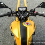 TVS Apache RTR 200 4V rider view review