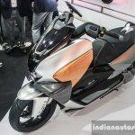 TVS ENTORQ210 Scooter Concept fairing at Auto Expo 2016