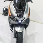 TVS ENTORQ210 Scooter Concept front at Auto Expo 2016
