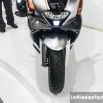 TVS ENTORQ210 Scooter Concept head lamp at Auto Expo 2016