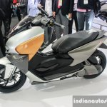 TVS ENTORQ210 Scooter Concept side at Auto Expo 2016