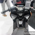 TVS ENTORQ210 Scooter Concept smart instrument console at Auto Expo 2016
