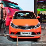 Tata Bolt Sport front at the Auto Expo 2016