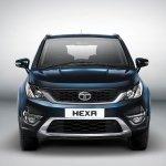Tata Hexa front press shots Auto Expo 2016