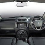 Tata Hexa interior press shots Auto Expo 2016