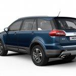 Tata Hexa rear quarters press shots Auto Expo 2016