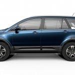 Tata Hexa side press shots Auto Expo 2016