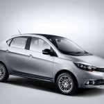 Tata Kite 5 front quarter press shots Auto Expo 2016