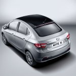 Tata Kite 5 rear press shots Auto Expo 2016