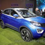 Tata Nexon front quarters at Auto Expo 2016