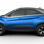 Tata Nexon profile press shots Auto Expo 2016