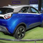 Tata Nexon rear quarter at Auto Expo 2016