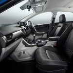 Tata Nexon seats press shots Auto Expo 2016